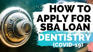 How to Apply for a SBA Loan for Small Businesses