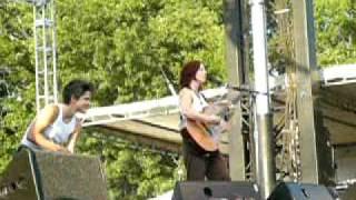 """Present/Infant"" [last verse] - Ani Difranco - Rothbury, July 5, 2009"