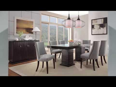 Beste Moderne Esszimmerstühle | Haus Ideen