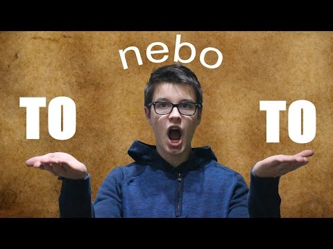 TO nebo TO? | Downee
