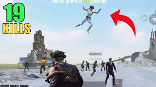I MET A HACKER IN LOBBY & THIS HAPPENED | SOLO VS SQUAD | PUBG MOBILE
