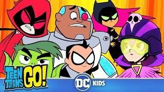 Top 10 Best Episodes | Teen Titans Go! | DC Kids