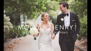 M & H | The Savoy Hotel Wedding Video , London Wedding Videographer
