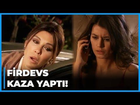 Firdevs KAZA Yaptı! - Aşk-ı Memnu 8.Bölüm