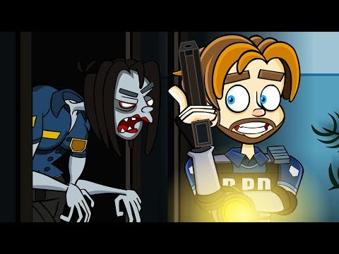 Jacksepticeye Animated - Resident Evil 2 | REAL PROUD DAD