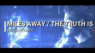 Miles away / the truth is Karaoke - Depeche Mode