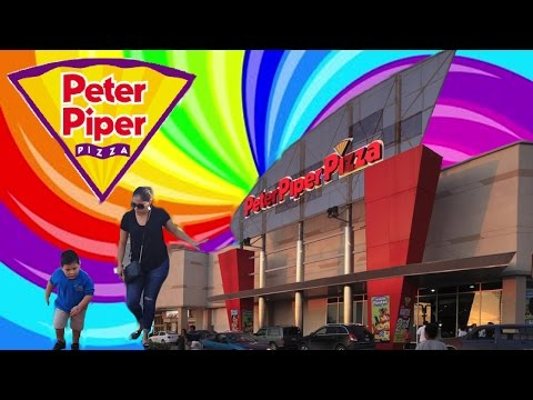 Peter Piper Pizza in Weslaco Review