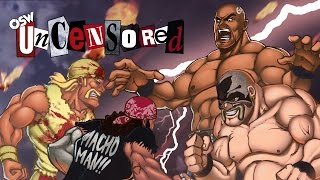 WCW Uncensored '96!   OSW Review 61