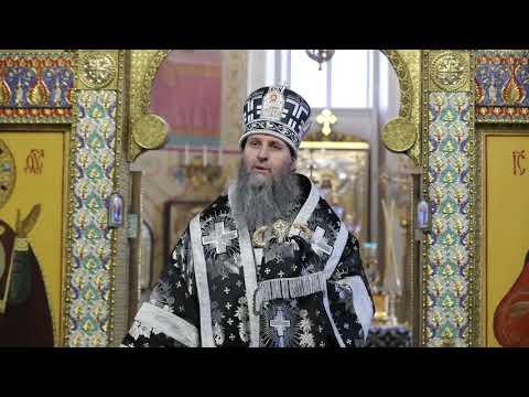 Слово митрополита Даниила в день мц. Матроны Солунской