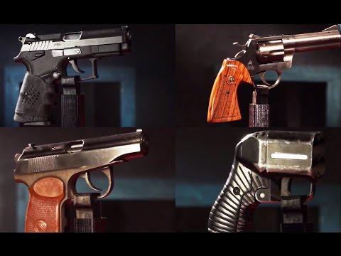 Оружие ограниченного поражения. Битва титанов. Гражданское оружие видео