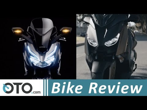 Honda Forza 250 vs Yamaha XMax 250 | Bike Review | 5 Kelebihan Forza | OTO.com