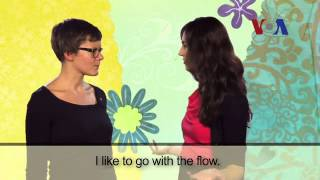 English in a Minute: Go With The Flow