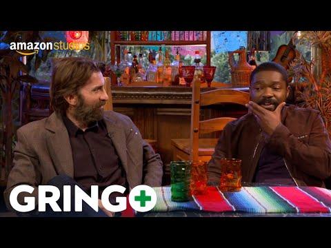 Gringo (Featurette 'Beard Off')