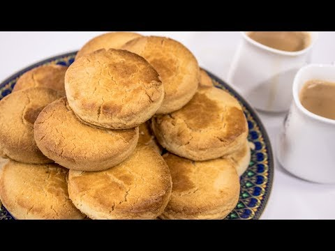 Osmania Biscuit Recipe – Indian Bakery Style Perfect Tea Salt Biscuits | CookingShooking