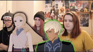 RWBY Volume 6 Chapter 3 Reaction - Shattering the Moon
