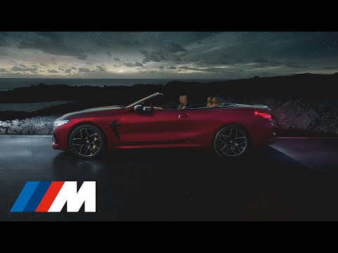 Bmw 8 Series M Cabrio Кабриолет класса A - рекламное видео 1