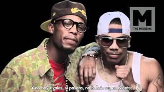 YC - Racks (feat. Nelly, B.o.B., Trae, Yo Gotti, Ace Hood..) (Remix) (Subtitulado)