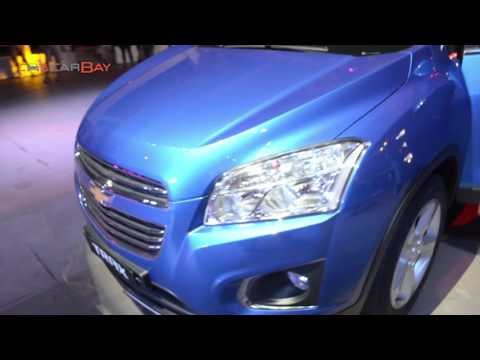 Chevrolet Trax 2016 Launch in Philippines | www.carbay.ph