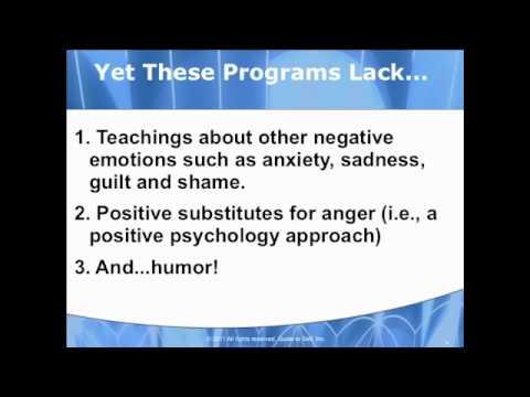 Free Anger Management Class Week 1