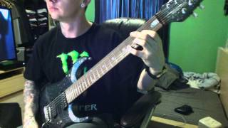 "Chelsea Grin - ""Letters"" Play Through"