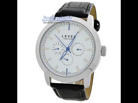 Видео обзор наручных часов Level 5021279