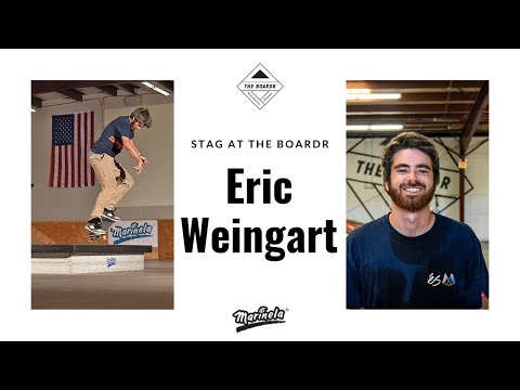 Eric Weingart in Stag at The Boardr Presented by Marinela