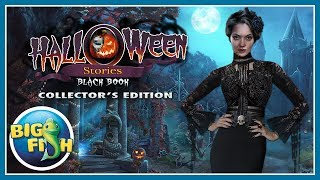 Halloween Stories: Black Book Collector's Edition video