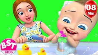 Babies Bath Time | +More BST Kids Songs