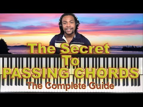 The Secret To Passing Chords (previews)