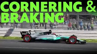 F1 2017: Driving School #1 - Cornering and Braking