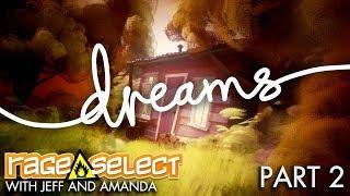 Dreams - The Dojo (Let's Play) - Part 2