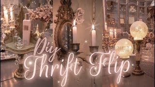 THRIFT FLIP - Amazing Diy Home Decor Ideas - Magical, French, Vintage, Whimsical