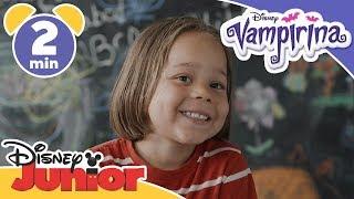 Vampirina | How to make friends and influence 5 year olds! | Disney Junior UK