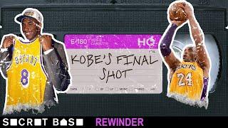 Kobe Bryant's final shot needs a deep rewind thumbnail
