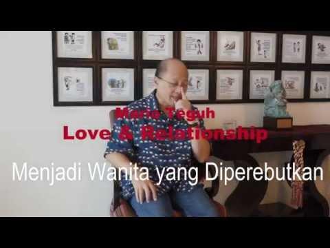 Video Menjadi Wanita yang Diperebutkan - Mario Teguh Love & Relationship