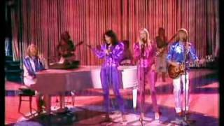 ABBA KISSES OF FIRE AND LOVERS LIVE A LITTLE LONGER TAKEN FROM ABBA IN SWITERLAND 1979