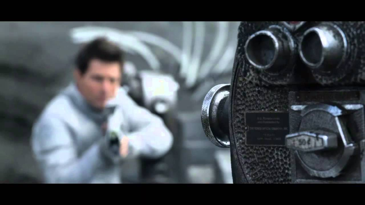 The Oblivion Movie Trailer Is Here, And It Looks Incredible