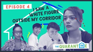 The Quarantine Day 4: Xenia Freaks Out At Chow's Horror Stories