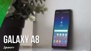 Galaxy A8, review