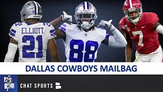 Cowboys Rumors: CeeDee Lamb WR1? Trevon Diggs CB1? Zeke Expectations? Sign Clay Matthews? | Mailbag