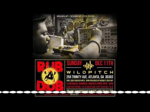 RUB-A-DUB ft. DJ Passport @ WildPitch (12.11.16)
