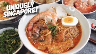 Cooked by Singaporean! Singapore Laksa Recipe (Curry Noodles/Mee) Katong Laksa Inspired 新加坡叻沙