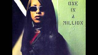 Aaliyah - One in a Million - 8. 4 Page Letter