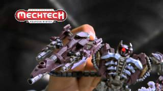 TRANSFORMERS Dark of the Moon Toys: Mechtech Commercial (15)