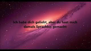 Robin Schulz Feat. Erika Sirola - Speechless (Deutsche Übersetzung)