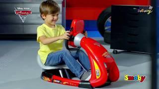 Vaikiškas interaktyvus lenktynių simuliatorius | Cars 3 | Smoby 370211