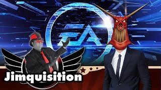 EA Doesn't Like Being Seen As The Bad Guy? Too Bad! (The Jimquisition)