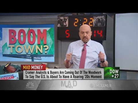 Jim Cramer breaks down how to play the market rotation as recovery optimism grows