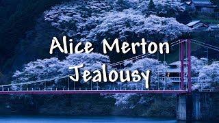 Alice Merton - Jealousy - Lyrics