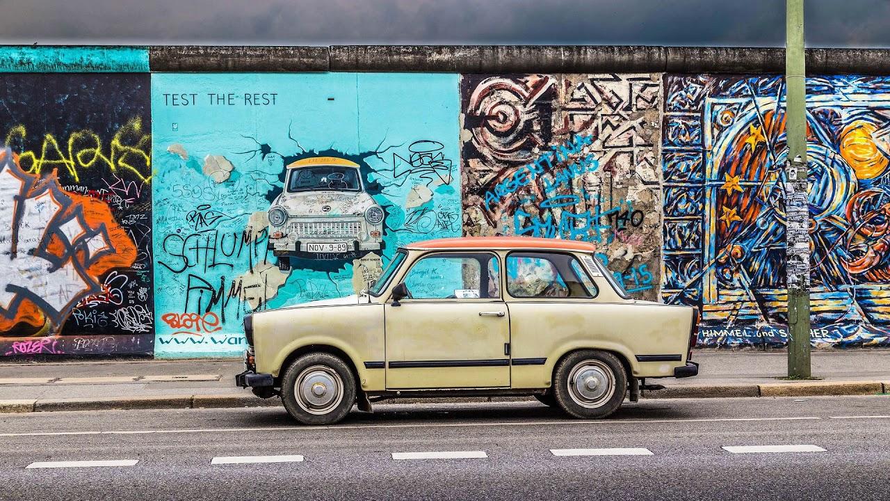 east, side, gallery, East Side Gallery, berlin, germany, berlin wall, wall